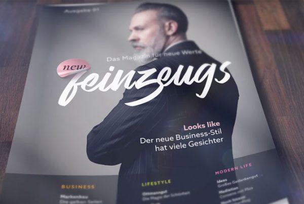 feinzeugs Spot feinzeugs – the magazine