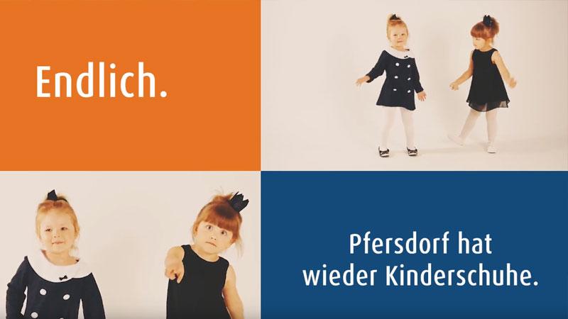 Pfersdorf Kinderschuhe Spot