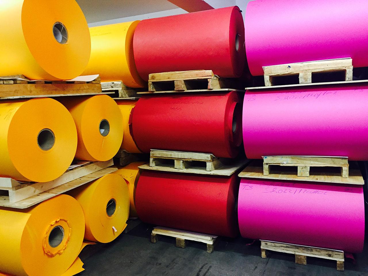 Besuch bei gmund Die Papierkultur vom Tegernsee paper culture of Tegernsee