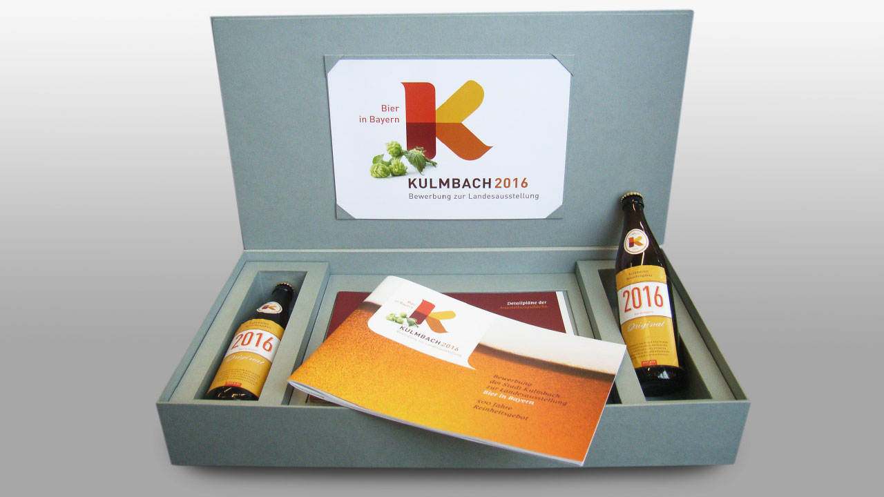 Bier in Kulmbach Box Kulmbach Application Beer in Bavaria