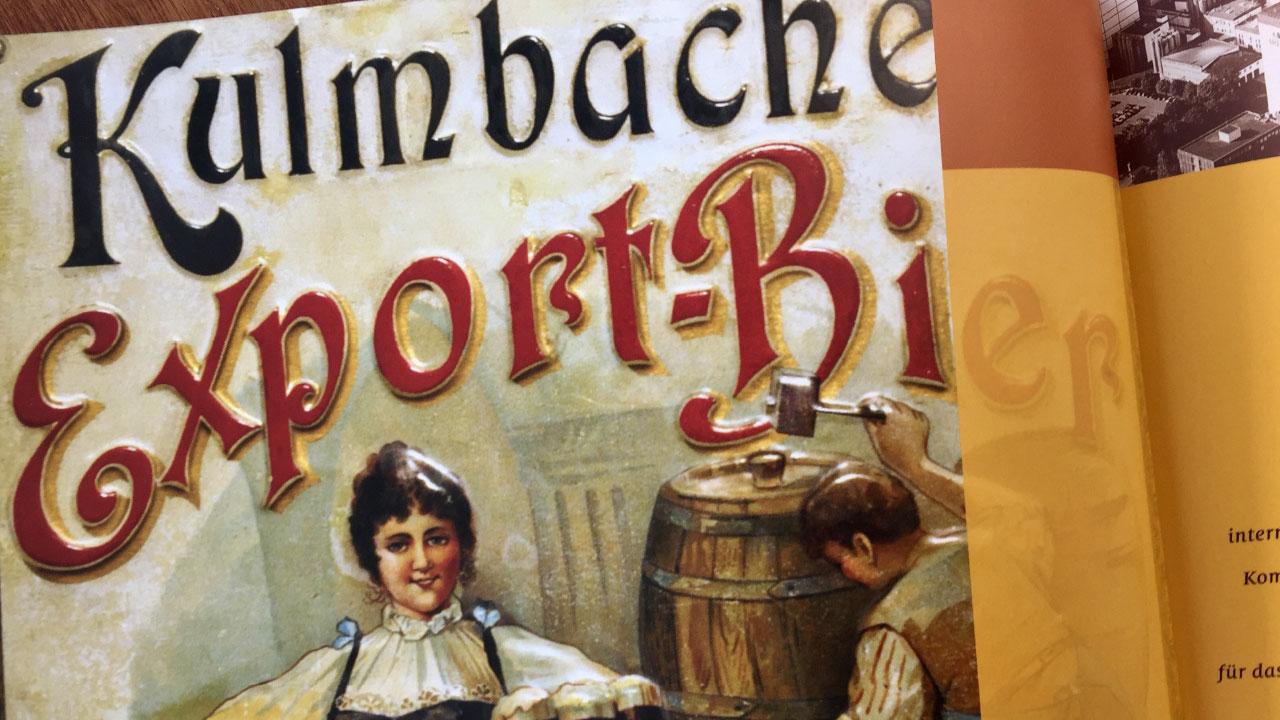 Bier in Kulmbach