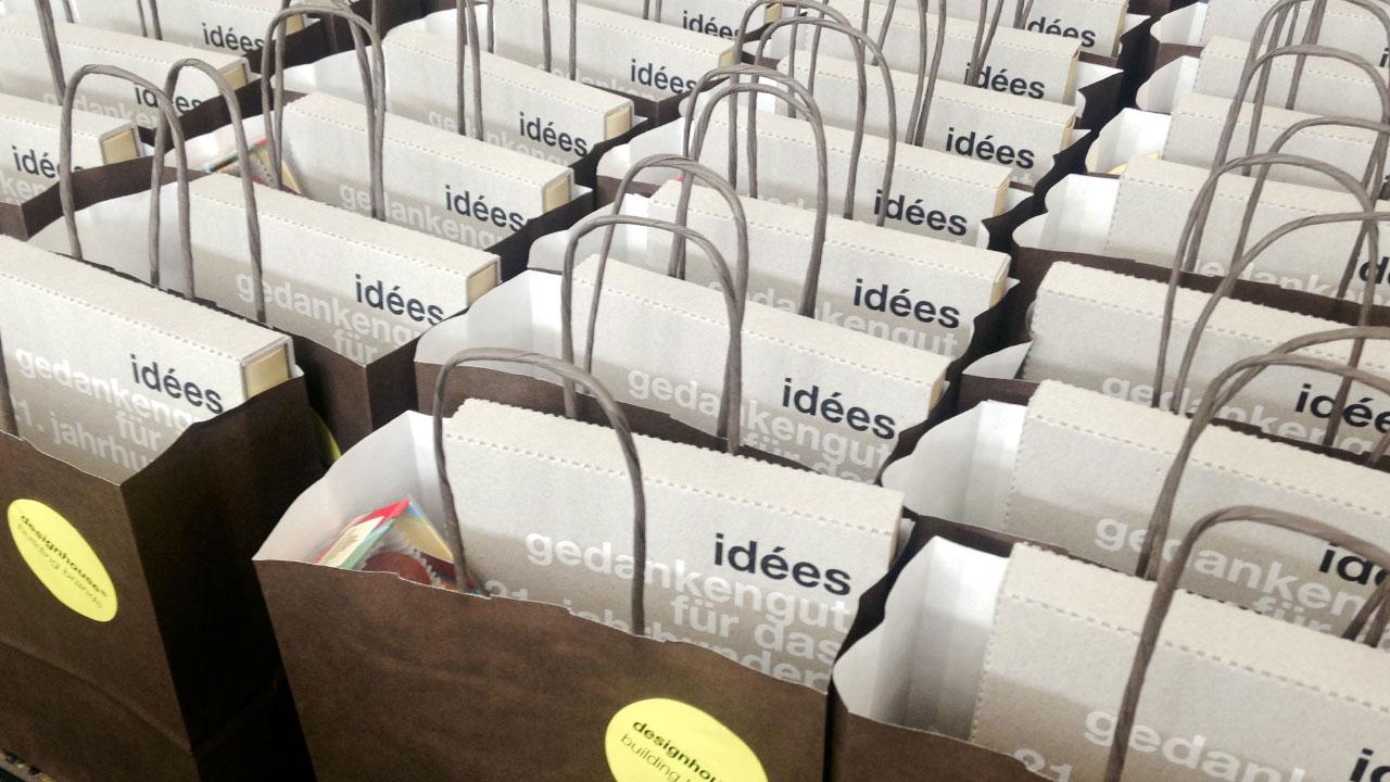 designhouse idees Verpackung