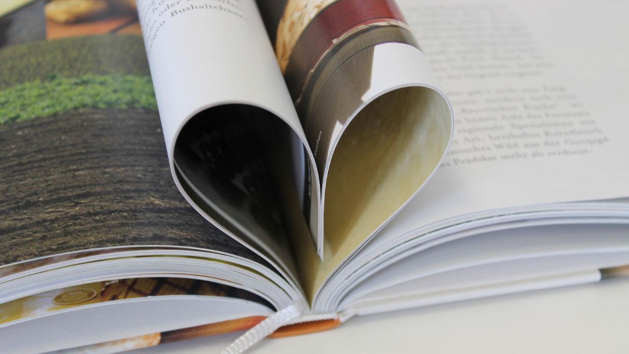 feinfränkisch Wirtshaus Markenbild Buch