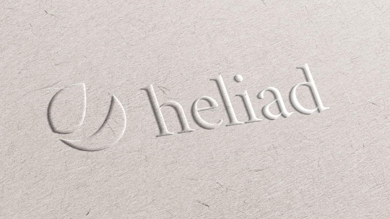 Heliad Markenbild Logo HeliadEquity-Partners multimedial appearance
