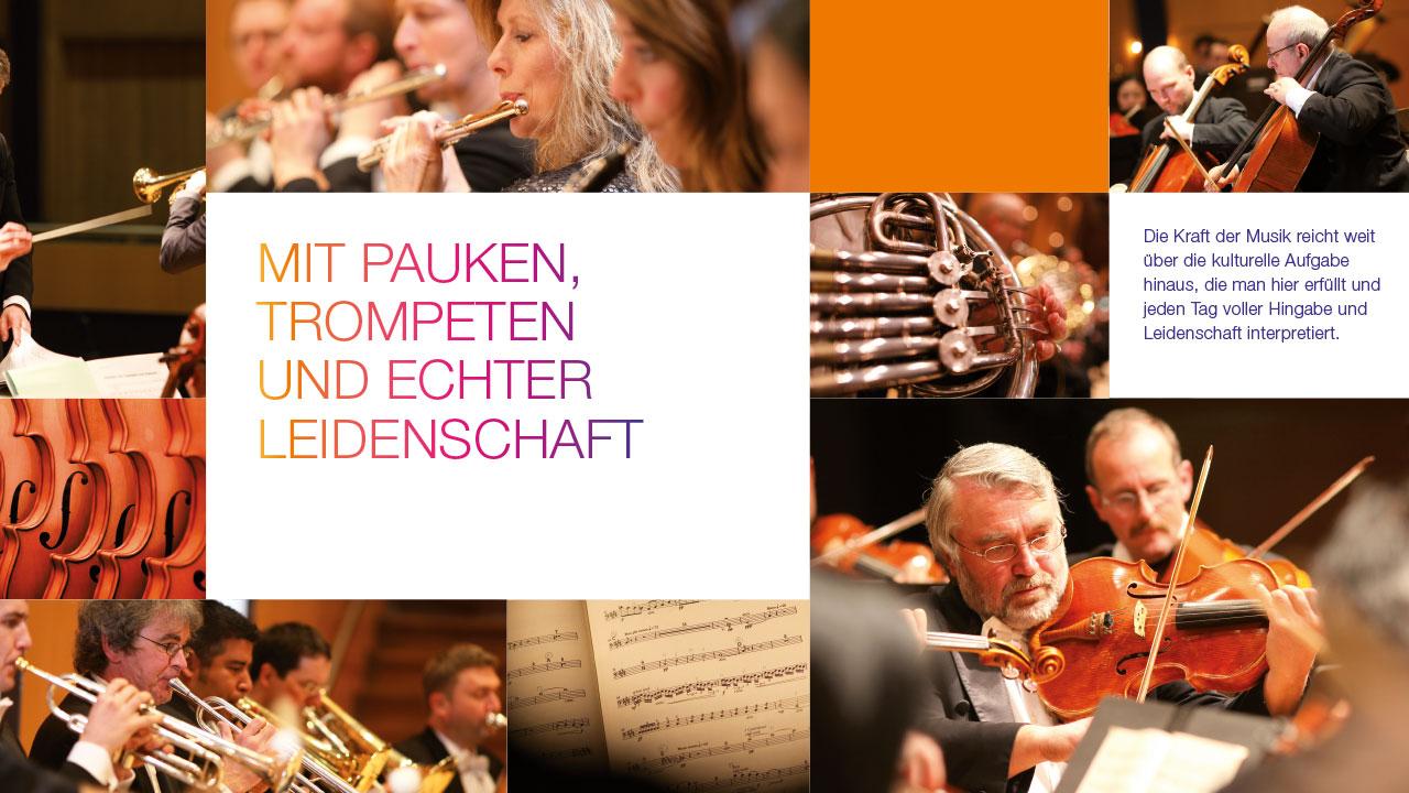 Hofer Symphoniker Markenbild