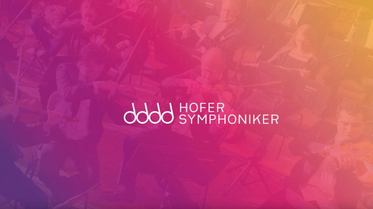 Hofer Symphoniker Markenbild Radiospot