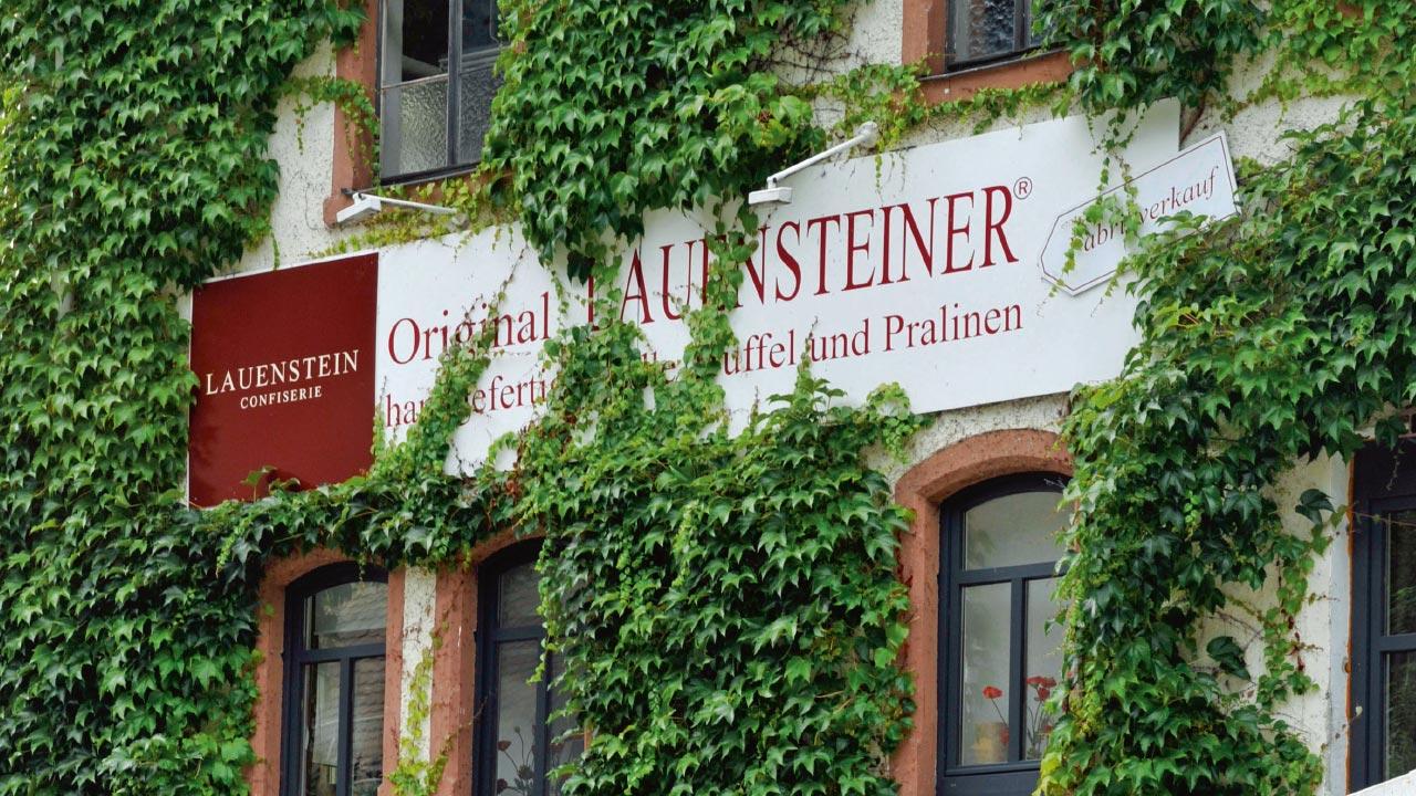 Confiserie Lauenstein Fischbachsmühle Image Außen