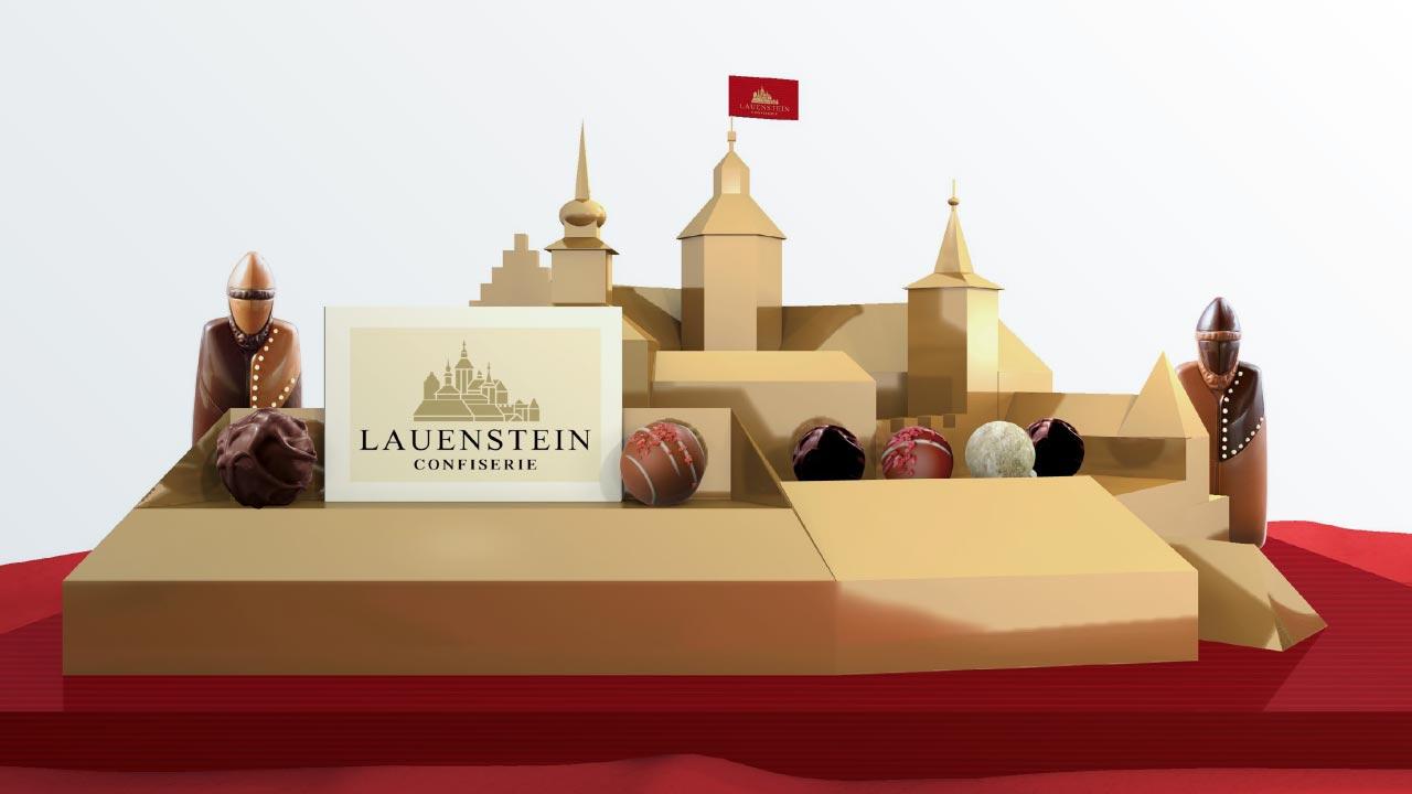 Confiserie Lauenstein Markenbild