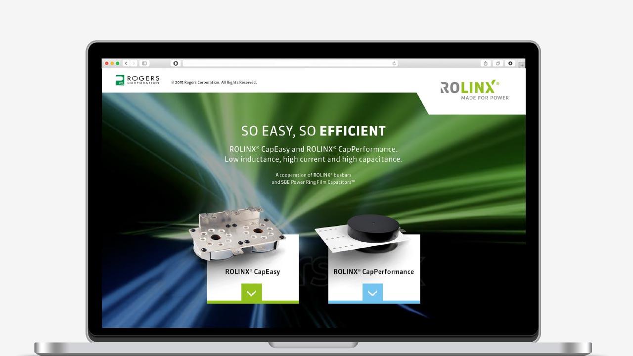 Rogers Corporation Markenbild Rolnix online