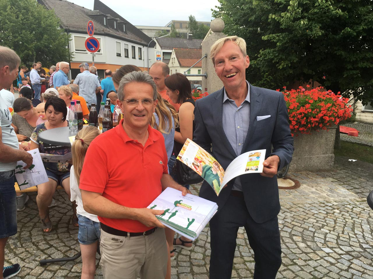 Familienparadies Stammbach Premiere