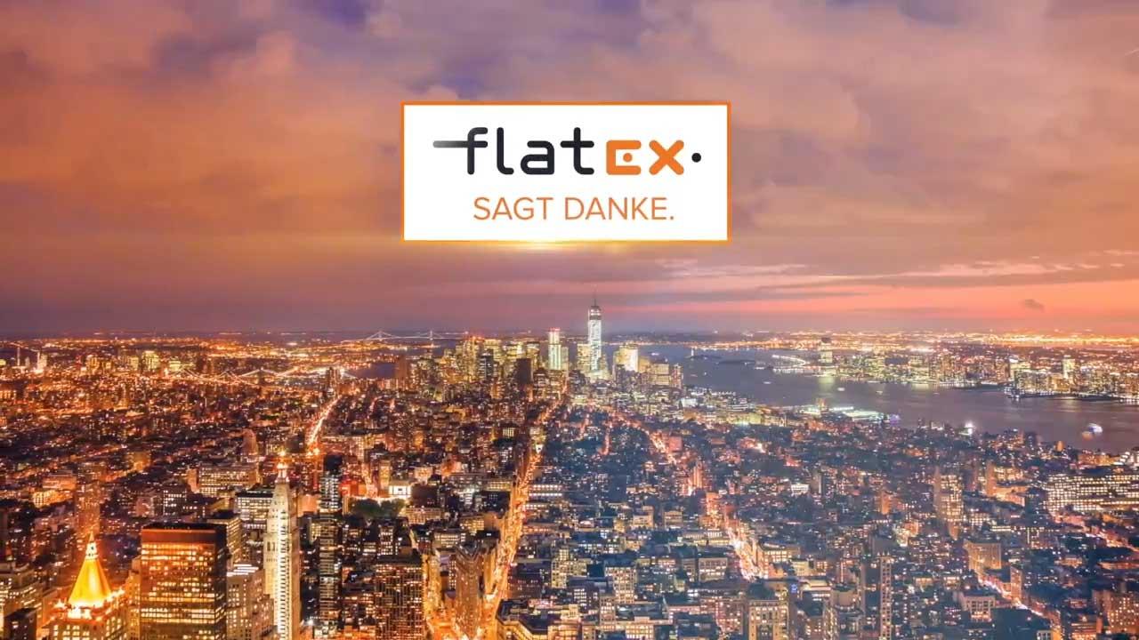 flatex select Spot 365 Tage das gabs noch nie Morgan Stanley - birthday campaign
