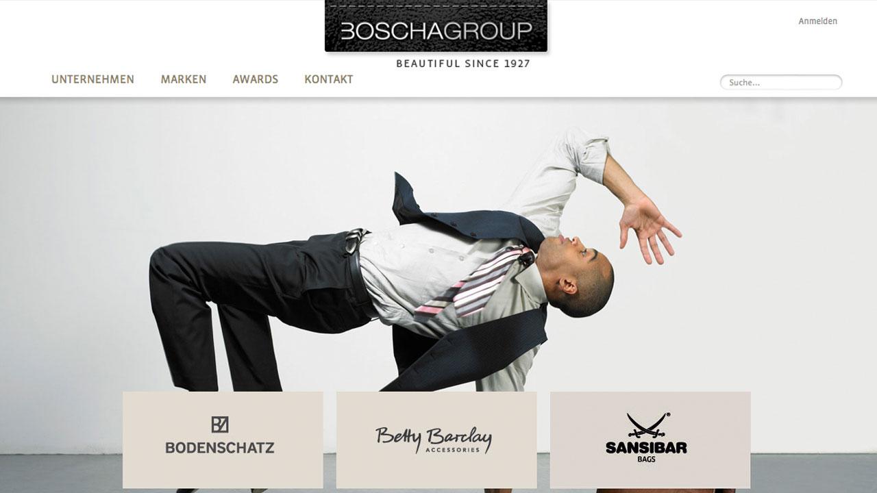 Boschagroup online