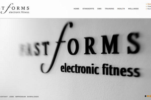 FastForms online Galerie