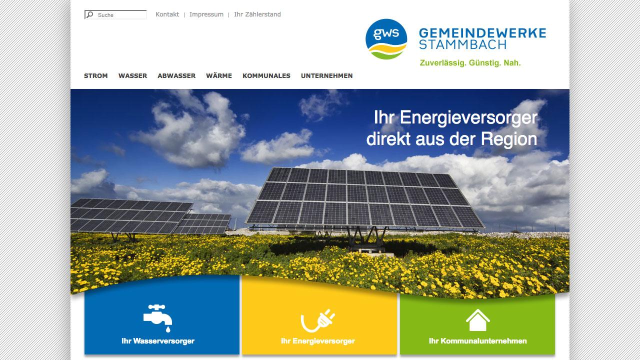 Gemeindewerk Stammbach online