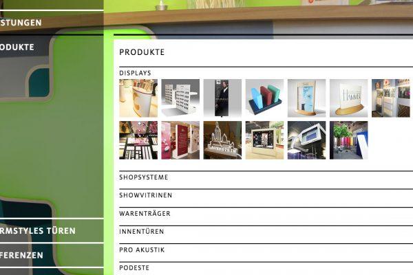 formstyles online Produkte