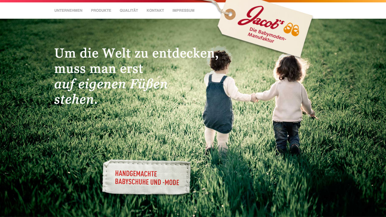 jacobsbabymoden online