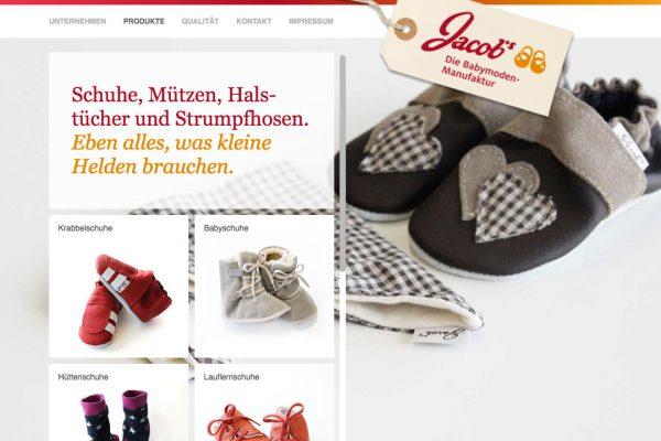 jacobsbabymoden online Produkte