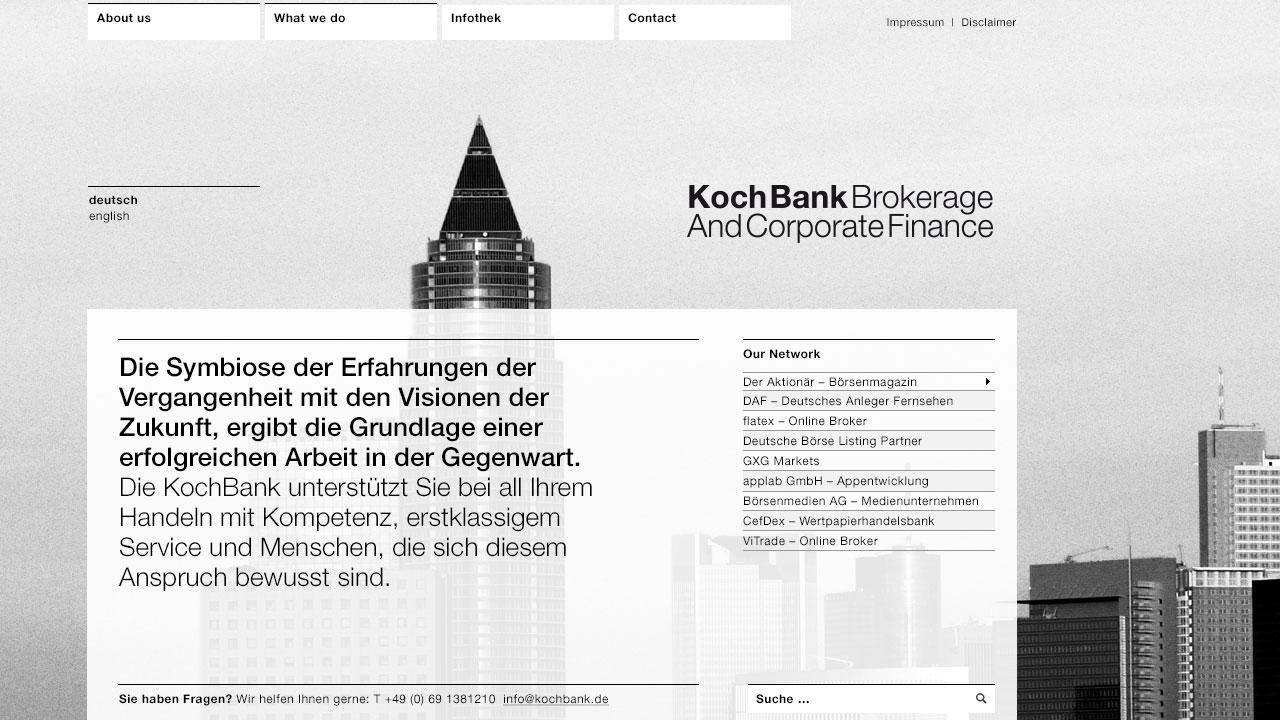 kochbank online
