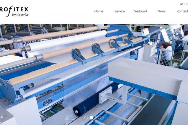 profitex Textilservice online