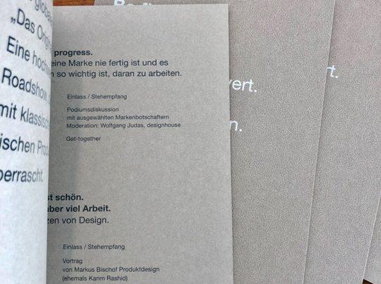 Einladung Eulenhof An invitation to Eulenhof