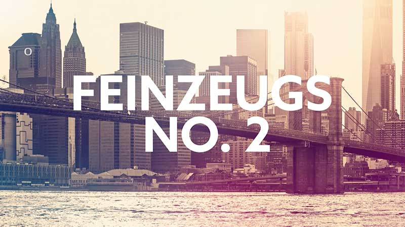 Confiserie Lauenstein feinzeugs No.2 Trailer