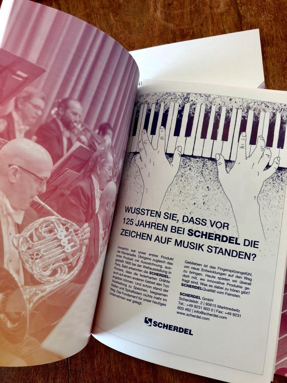 Hofer Symphoniker Konzertsaison 18/19