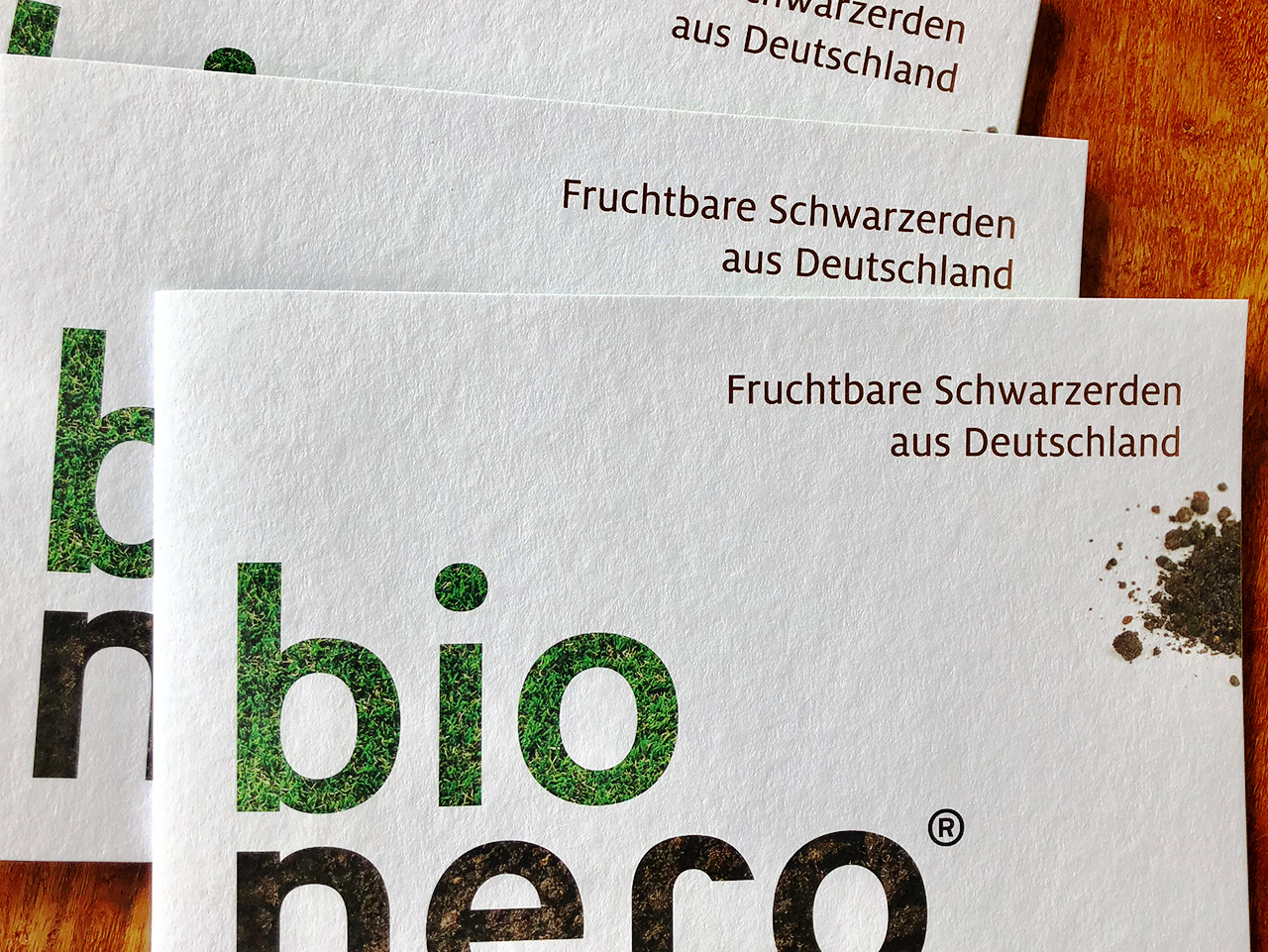 bionero Imagebroschüre bionero – nature as rolemodel