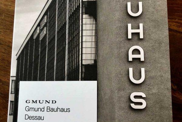 Gmund Bauhaus Folder