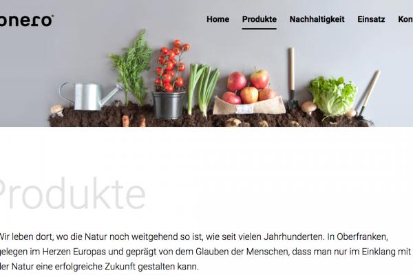 bionero online Produkte