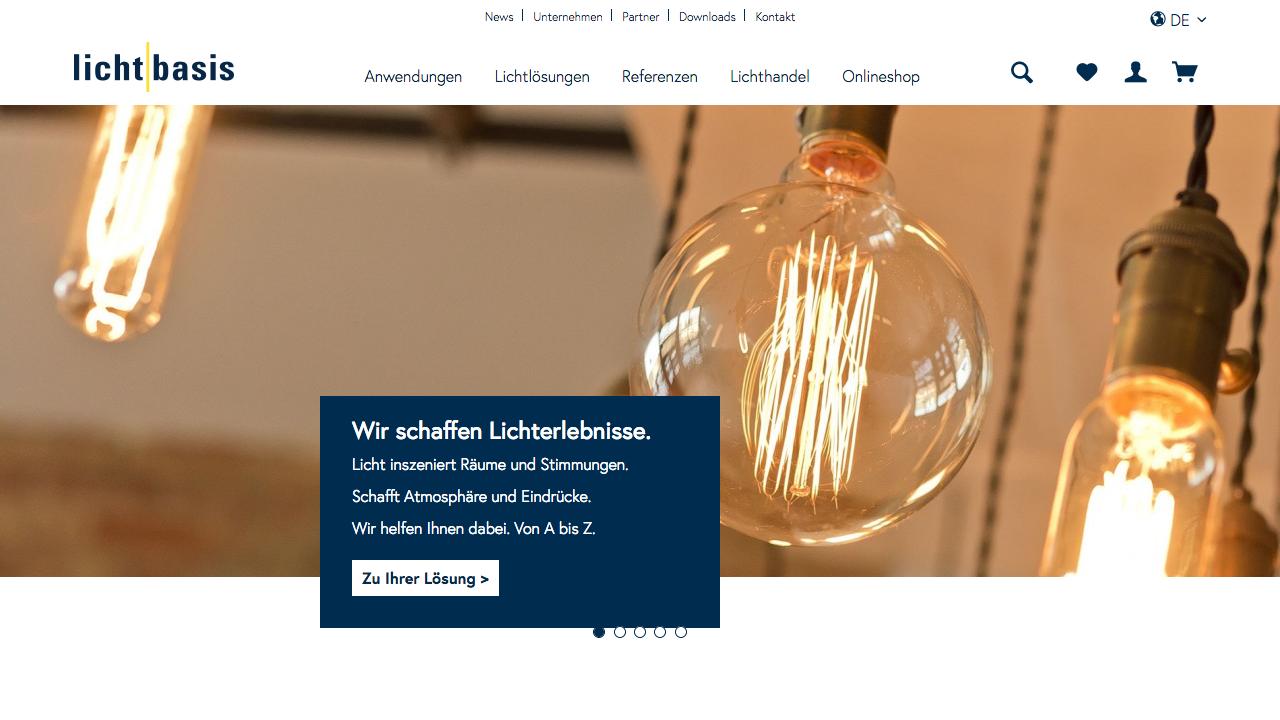 lichtbasis online