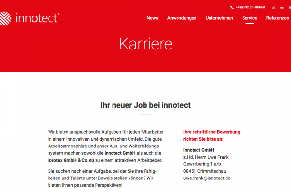 Innotect_Karriere