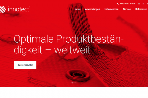 Innotect online