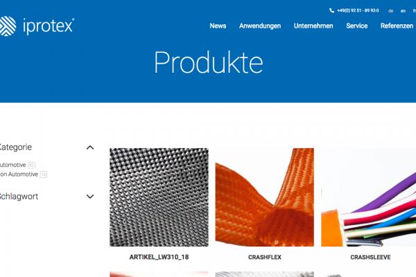 Iprotex online Produkte