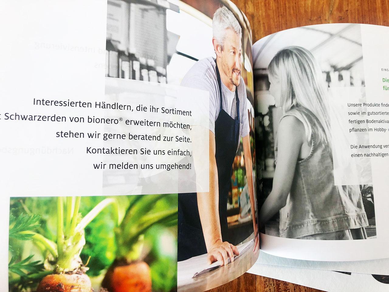 Awarded! Die bionero - Broschüre