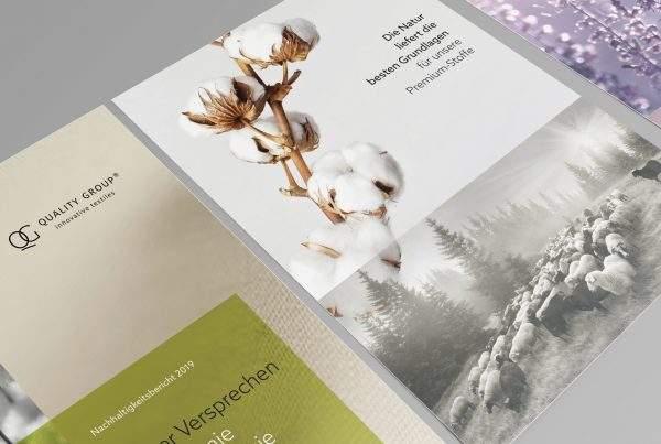 Quality Group Nachhaltigkeitsbericht Nachhaltigkeit made in Helmbrechts QualityGroup