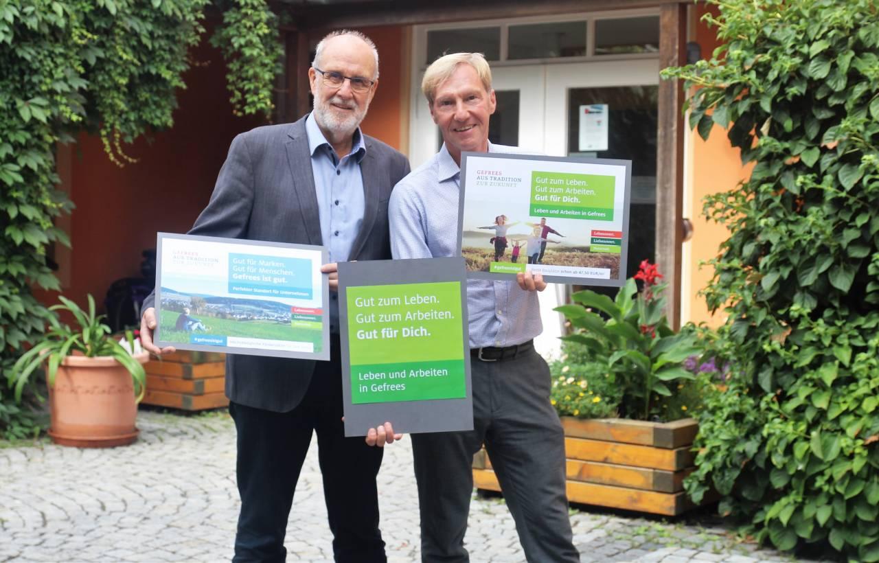 #Gefreesistgut - eine Heimatkampagne #gefreesistgut – a home campaign