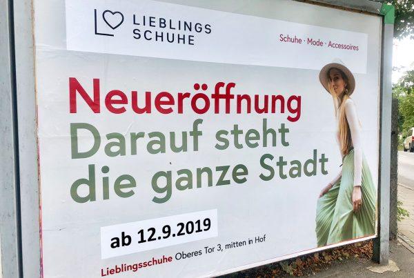 Pfersdorf Lieblingsschuhe Lieblingsschuhe – start to measure