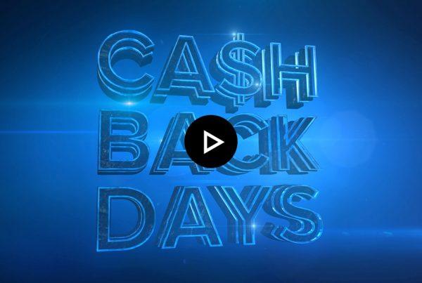 TV Spot Cashback Days flatex Trailer Thumbnail