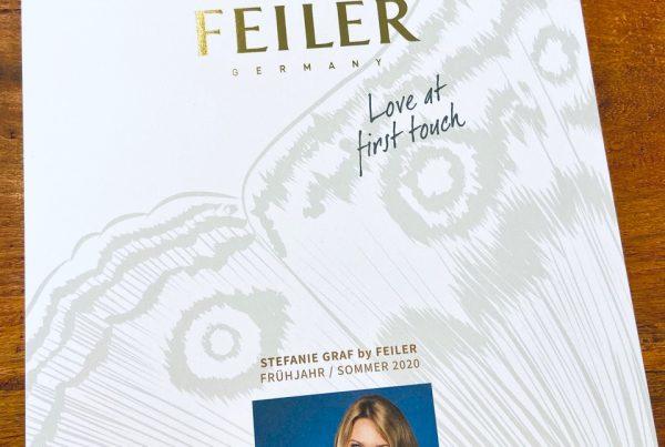 Stefanie Graf by Feiler