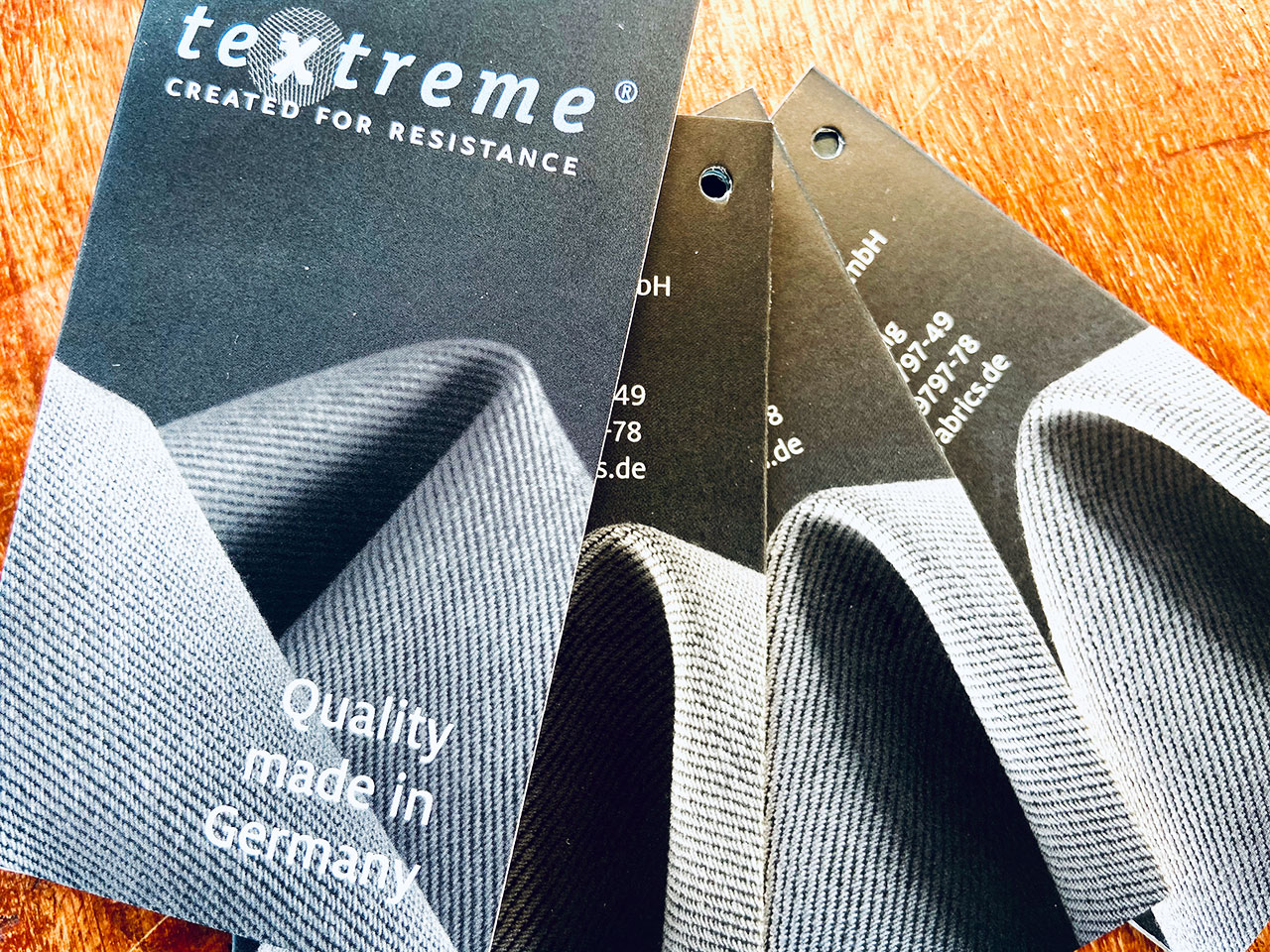 Textreme - made in Germany
