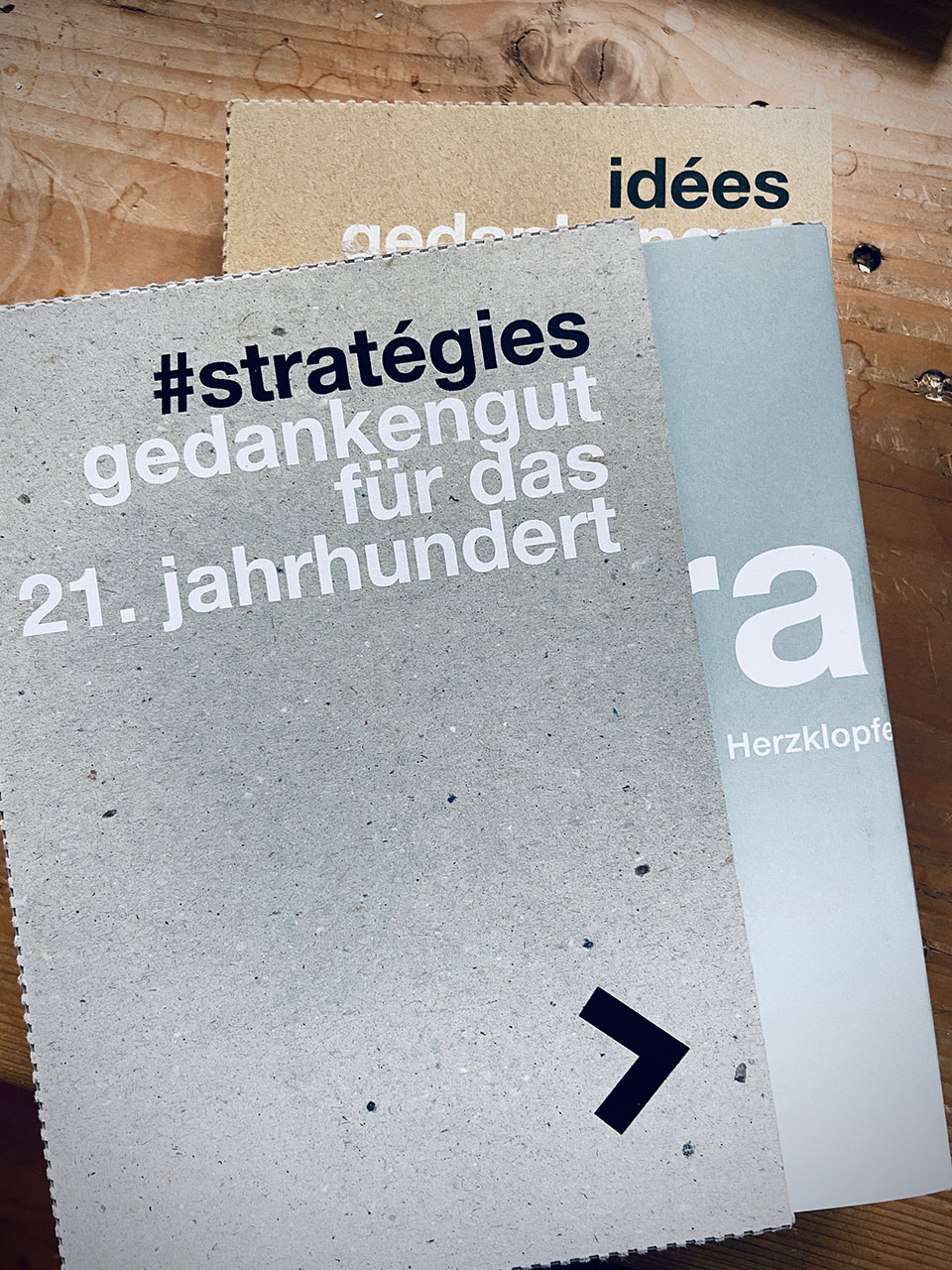 #stratégies Design hilft. Jetzt.