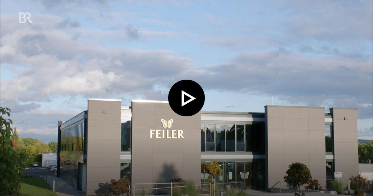 Textilmacher in Oberfranken Film Textile makers Upper Franconia