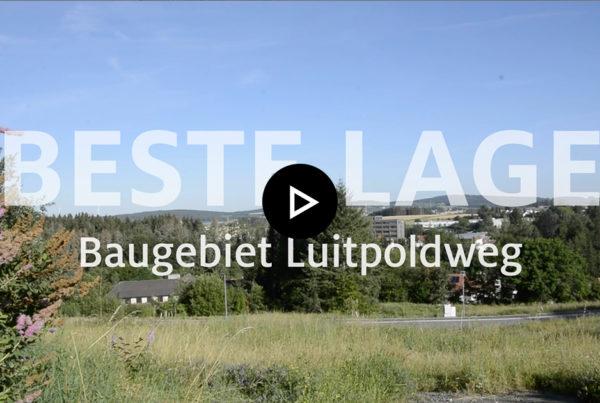 Gefrees Baugebiet Luitpoldweg Trailer Thumbnail