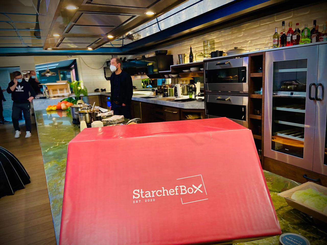 Die Sterneküche für zuhause Alexander Herrmann StarchefBox