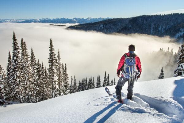 Skiabenteuer vor der Haustür