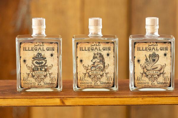 Illegal lecker: Sack's Gin