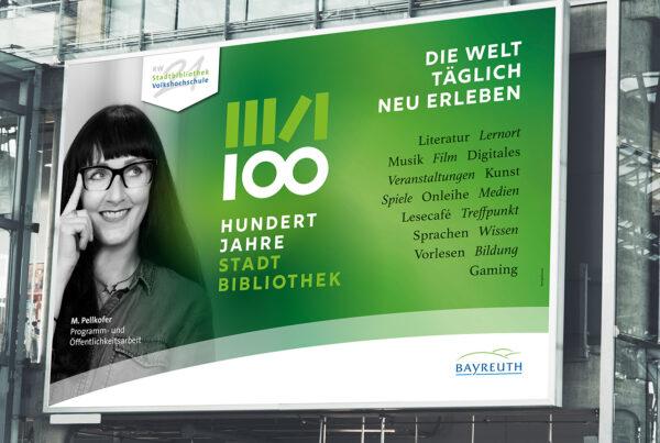 100 Jahre Stadtbibliothek Bayreuth